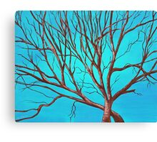 Lean On Me Canvas Print
