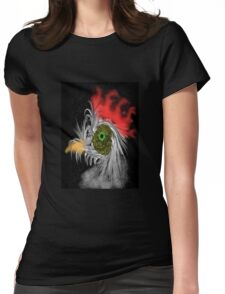Cockadoodle... Womens Fitted T-Shirt