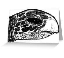 Ninja Turtle Greeting Card