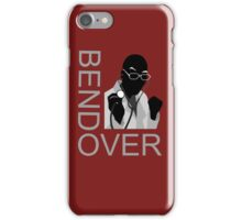 Bend Over iPhone Case/Skin