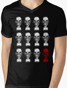 11 + 1 Mens V-Neck T-Shirt