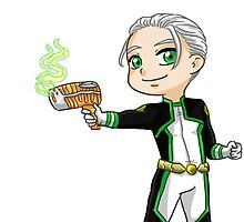 YA Chibi Marvel Boy (Noh-Varr) by artsy-alice