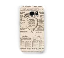 United States Department of Agriculture Poster 0279 An Acre of Roots Will Winter Your Stock More Food This Year is Patriotism Samsung Galaxy Case/Skin