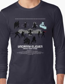 Uncanny 11 Long Sleeve T-Shirt