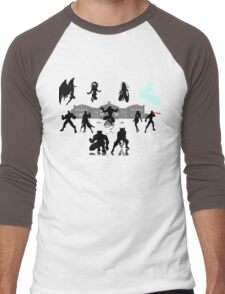 Uncanny 11 Men's Baseball ¾ T-Shirt