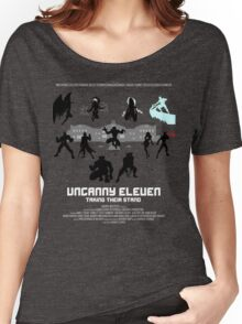 Uncanny 11 Women's Relaxed Fit T-Shirt