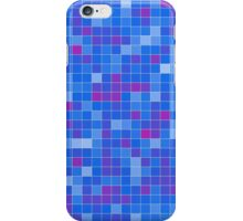 Tritone Pixels 01 iPhone Case/Skin