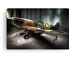 Spitfire Mk 1 Canvas Print
