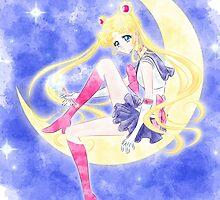 Sailor Moon Crystal by NakaiHikari