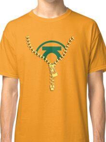 The Green Lantern zip Classic T-Shirt