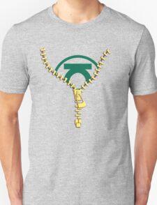 The Green Lantern zip Unisex T-Shirt