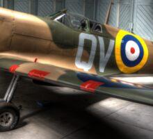 Spitfire Mk 1 Sticker