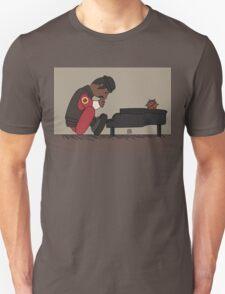 Demo Man Peanuts Style  Unisex T-Shirt