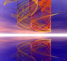 The Light Fandango by Sandra Bauser Digital Art