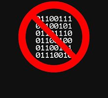 No Gender Binary (Black) Unisex T-Shirt