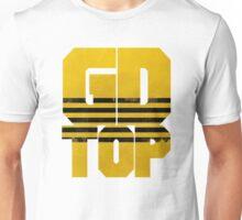 Bigbang GD & TOP 'ZUTTER' Yellow Unisex T-Shirt