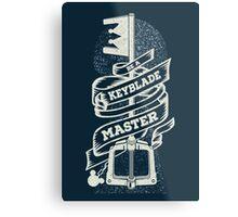 Be a Keyblade Master Metal Print