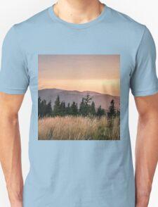 Gorce Mountains Unisex T-Shirt