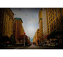 Upper East Side Photographic Print