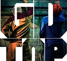 Bigbang GD & TOP 'ZUTTER' Typo by ikpopstore