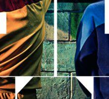 Bigbang GD & TOP 'ZUTTER' Typo Sticker