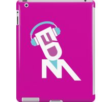 DJ EDM-dbp iPad Case/Skin