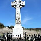 Cross, St Patricks Church, Colebrook by Margaret  Hyde