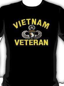 101st Airborne Vietnam Veteran T-Shirt