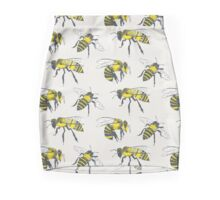 Bees Pencil Skirt