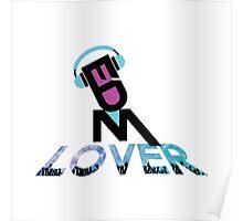 DJ EDM Lover-lbp Poster