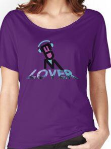 DJ EDM Lover-lbp Women's Relaxed Fit T-Shirt