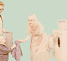 lets help mummy with the washing!! by wendys-designs