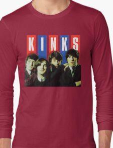 The Kinks T-Shirt Long Sleeve T-Shirt