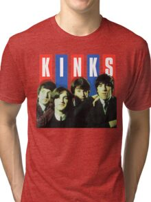 The Kinks T-Shirt Tri-blend T-Shirt