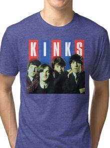 The Kinks T-Shirt Tri-blend T-Shirt