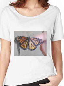 Monarch Butterfly ChangeArt II Women's Relaxed Fit T-Shirt