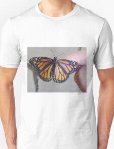 Monarch Butterfly ChangeArt II Unisex T-Shirt