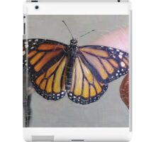 Monarch Butterfly ChangeArt II iPad Case/Skin