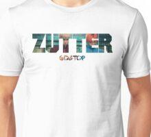 Bigbang GD & TOP 'ZUTTER' Typo 3 Unisex T-Shirt