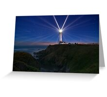 Pigeon Point's 24 Points of Light Greeting Card