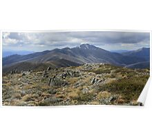 Alpine National Park - November 2010 Poster