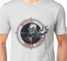 Official Zombie Slayer Unisex T-Shirt