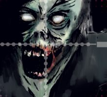 Official Zombie Slayer Sticker