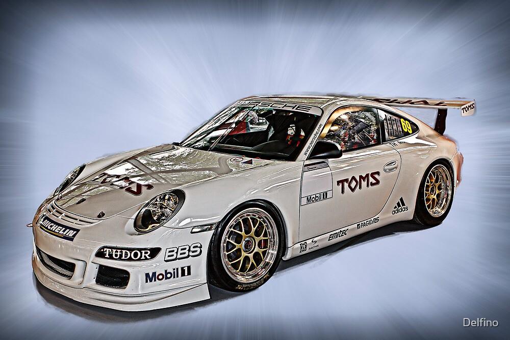 Porsche 911 GTR by Delfino