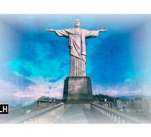 Cristo Redentor by Luiz Henrique Dos Santos