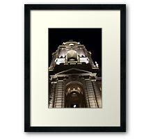 Pride of the Crown City Framed Print