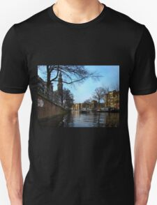 Canals Of Amsterdam III Unisex T-Shirt
