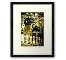 Crumplehorn Mill  Framed Print