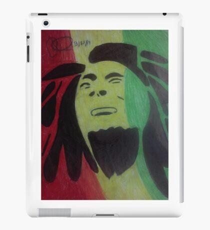 Tribal Marley iPad Case/Skin