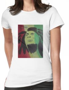 Tribal Marley Womens Fitted T-Shirt